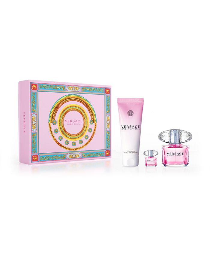 Versace - 3-Pc. Bright Crystal Eau de Toilette Gift Set