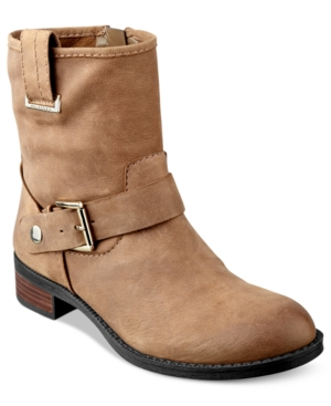 Tommy Hilfiger Fate Booties Womens Shoes