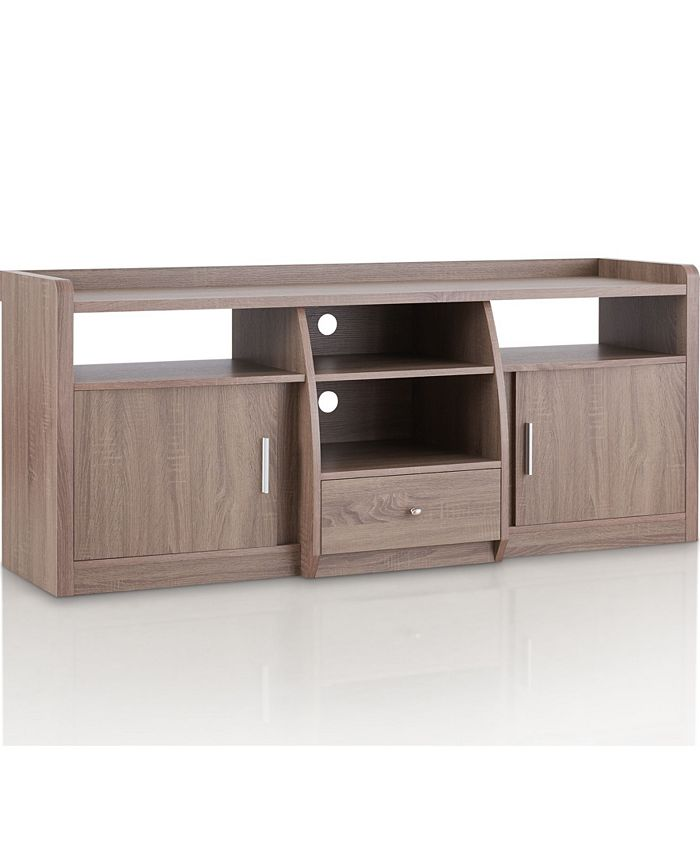 "Furniture of America - Luis Modern 63"" TV Stand"