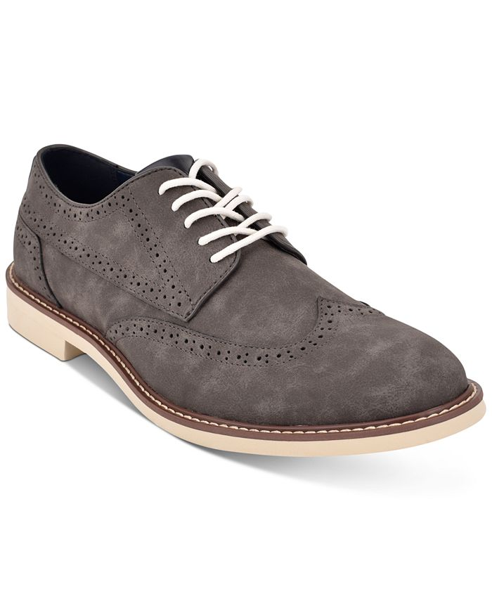 Tommy Hilfiger - Men's Gendry Wingtip Oxfords