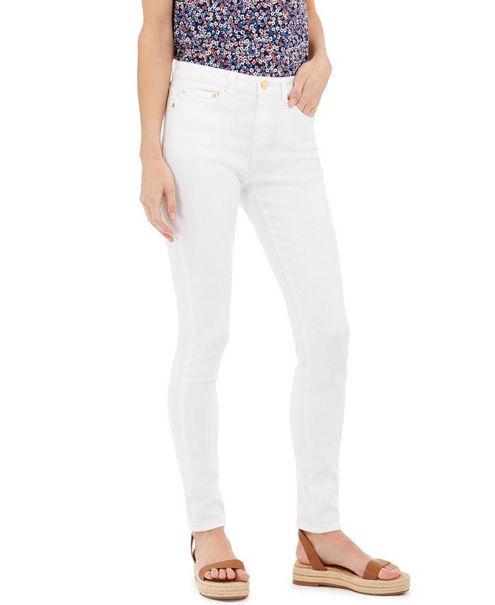 Michael Kors - High-Rise Jeans