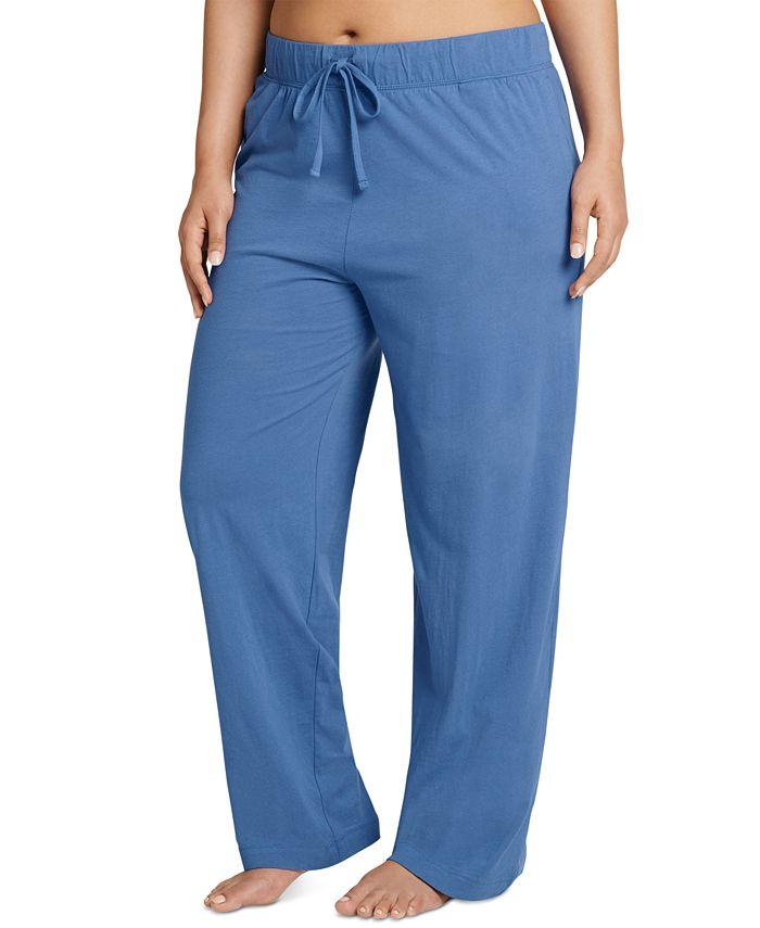 Jockey - Plus Size Cotton Sleep Pants