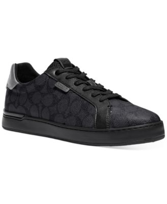Low Line Signature Low-Top Sneakers