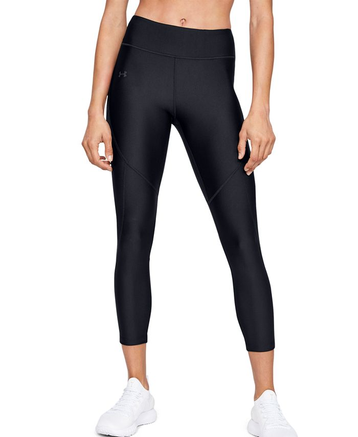 Under Armour - Shine HeatGear® Perforated Ankle Leggings