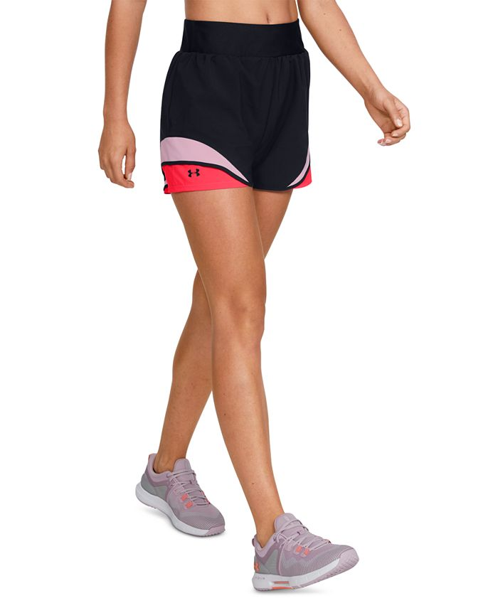 Under Armour - Warrior Colorblocked Training Shorts