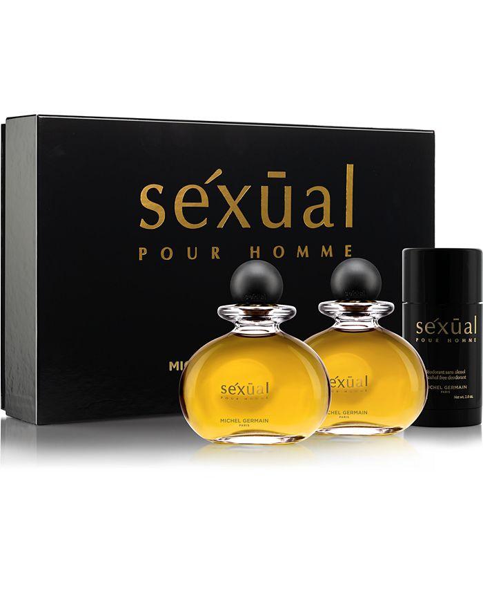 Michel Germain - Sexual Pour Homme 3-Pc. Gift Set - A Macy's Exclusive