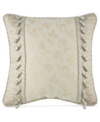 """Waterford Lysander 20"""" Square Decorative Pillow"""