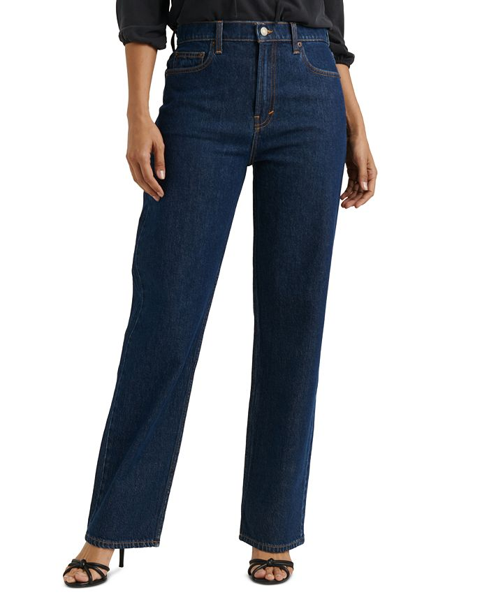 Lucky Brand - Relaxed Stove Pipe Jeans