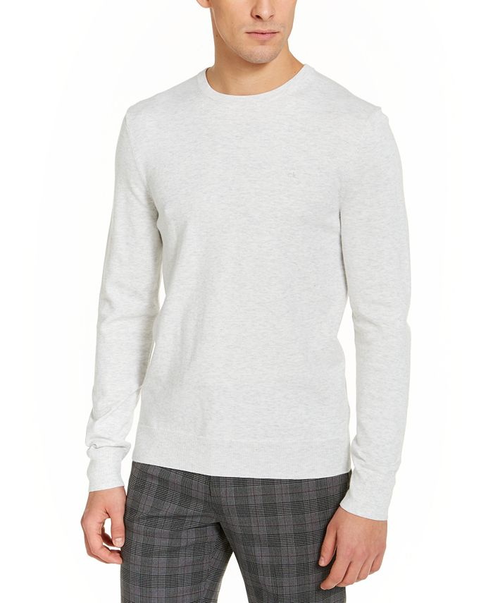 Calvin Klein - Men's Solid Liquid Sweater
