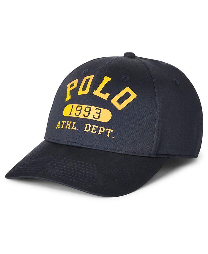 Polo Ralph Lauren - Men's Baseline Twill Ball Cap