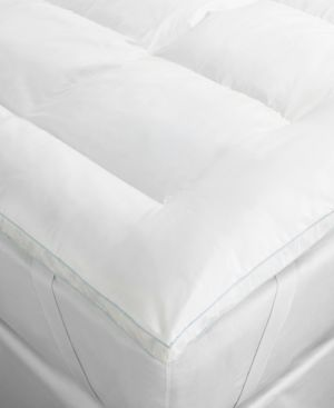 Closeout! Martha Stewart Collection Allergy Wise Gel Infused California King Fiberbed Bedding