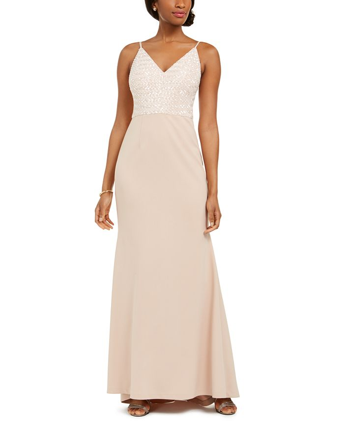 Vince Camuto - Sequined Gown