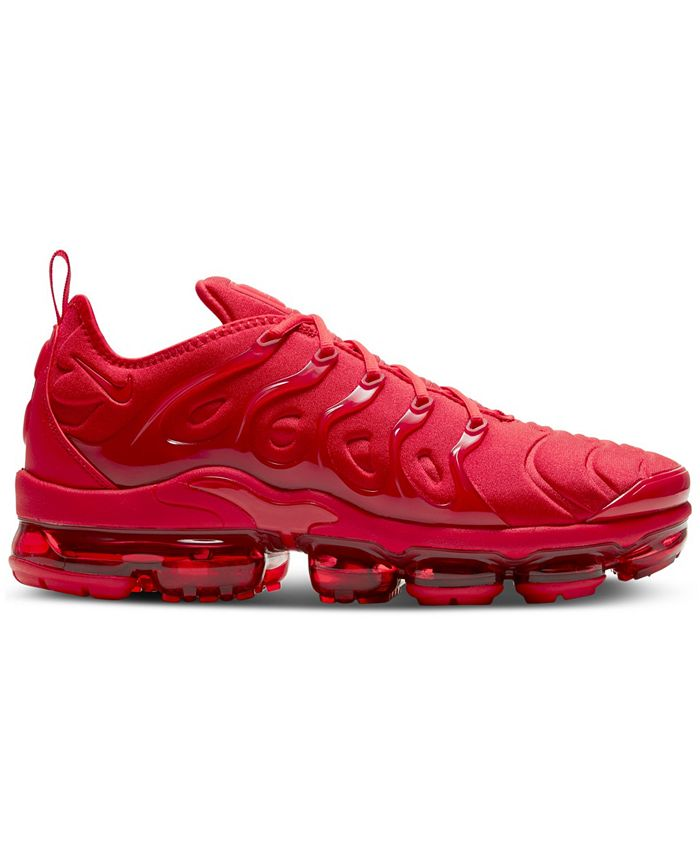 Mirilla rima divorcio  Nike Men's Air VaporMax Plus Running Sneakers from Finish Line & Reviews -  Finish Line Athletic Shoes - Men - Macy's