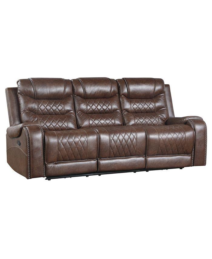 Homelegance - Bailey Reclining Sofa