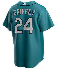 Nike Men's Ken Griffey Jr. Seattle Mariners Coop Player Replica Jersey