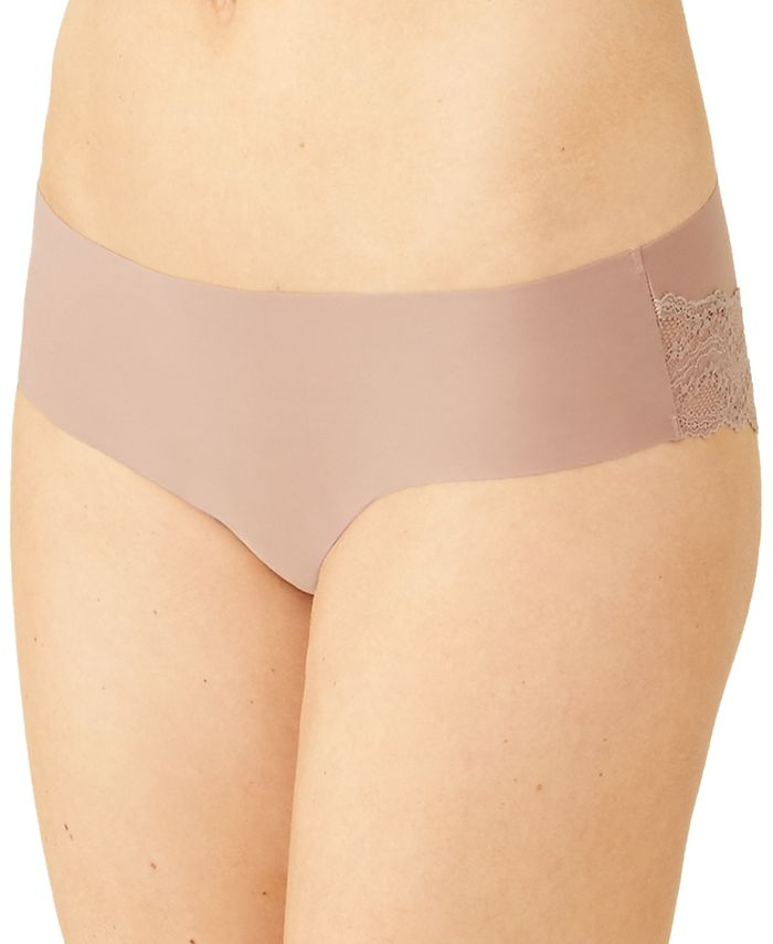 b.tempt'd - Women's b.bare Cheeky Lace-Trim Hipster 976367