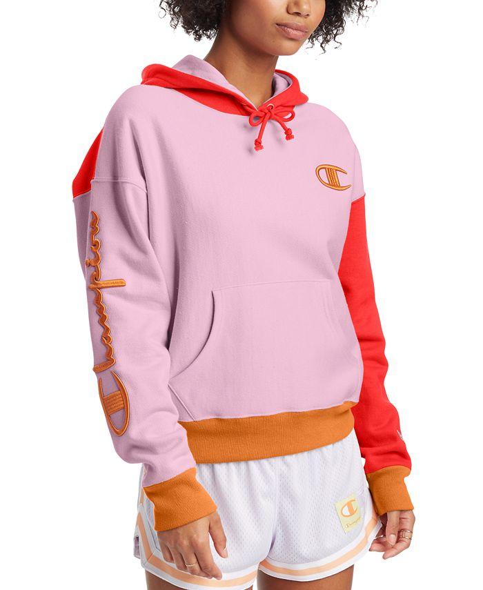 Champion - Reverse Weave Colorblocked Hoodie