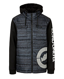 Ecko Unltd Men's Rhino Hybrid Jacket