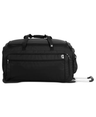 """CLOSEOUT! 60% Off Delsey Helium Sky 28"""" Rolling Duffel"""