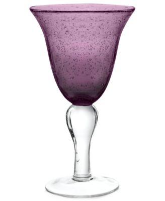 Artland Glassware, Iris Goblet