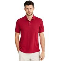 Deals on Club Room Mens Interlock Polo Shirt
