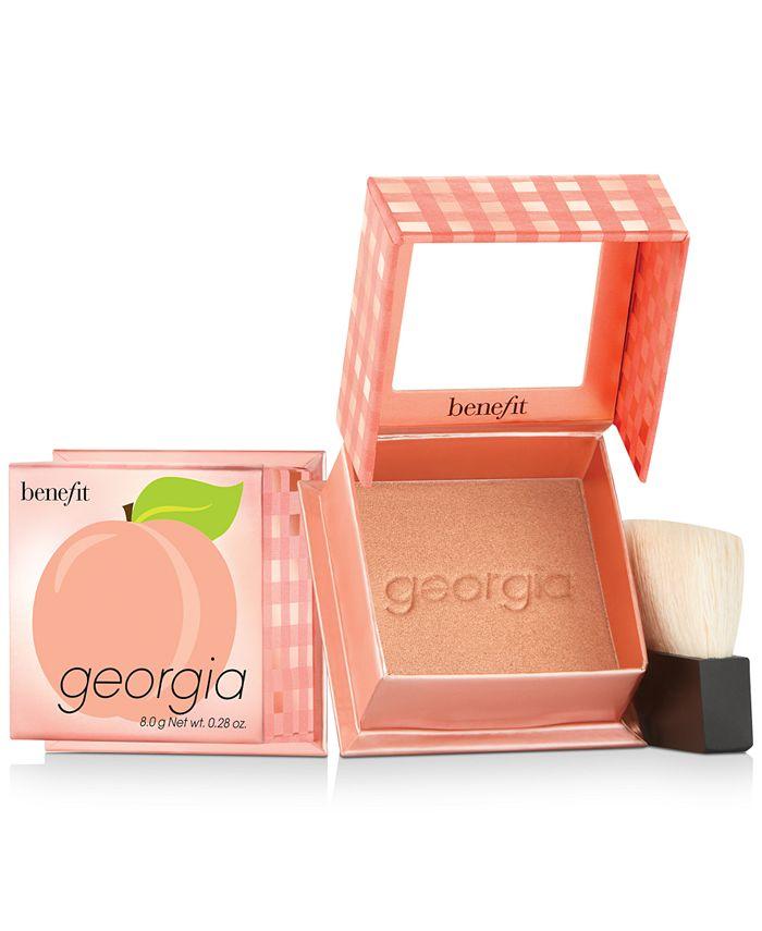 Benefit Cosmetics - Box O' Powder Georgia Blush