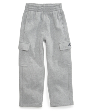 Champion Kids Pants Little Boys Fleece Cargos