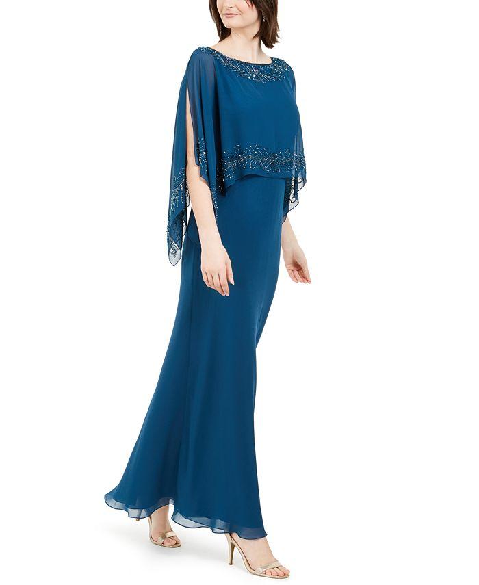 J Kara - Embellished Gown