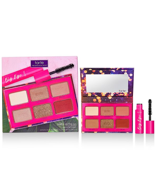 Tarte 2-Pc. Party On The Go Color Set