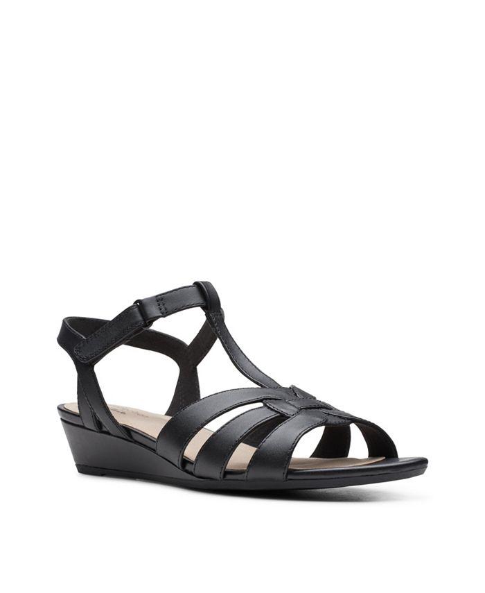 Clarks - Abigail Daisy Dress Sandals