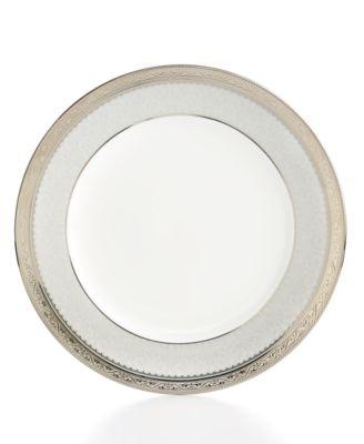 Noritake Dinnerware, Odessa Platinum Salad Plate