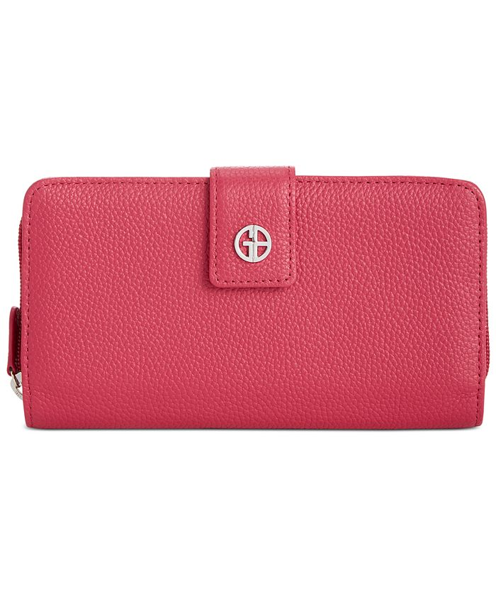 Giani Bernini - Softy Leather All-In-One Wallet