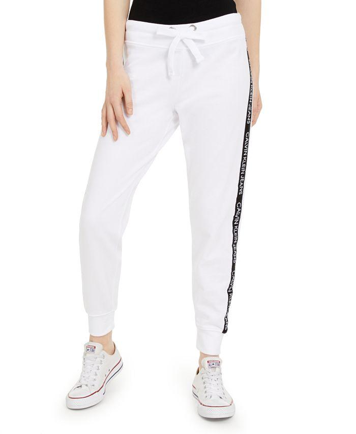 Calvin Klein Jeans - Logo-Tape Joggers