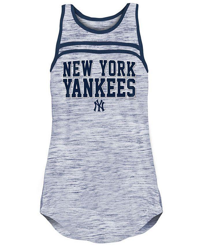 5th & Ocean - New York Yankees Women's Space Dye Tank