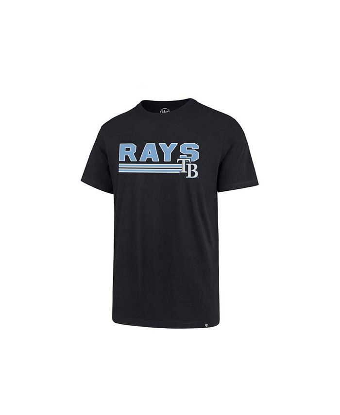 '47 Brand - Men's Tampa Bay Rays Men's Line Drive T-Shirt