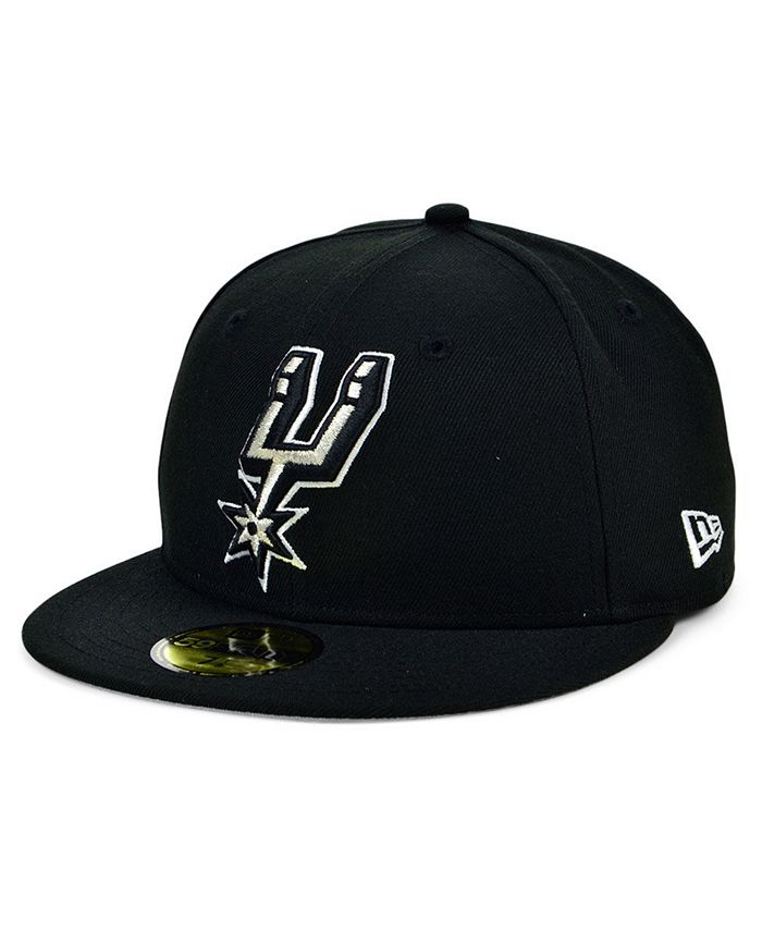 New Era - San Antonio Spurs The Circle Patch 59FIFTY-FITTED Cap