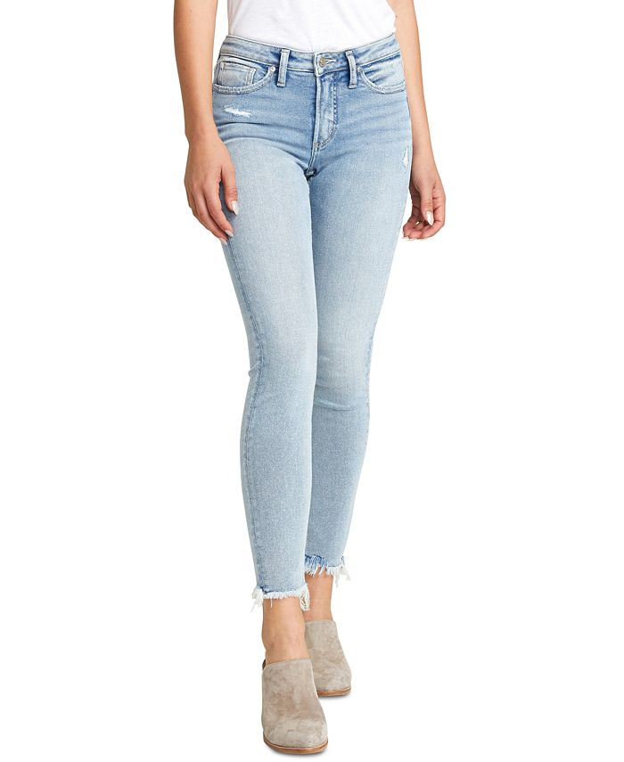Silver Jeans Co. - Most Wanted Skinny Jeans