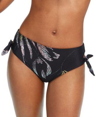 Juniors' Monsoon Tie-Side Bikini Bottoms