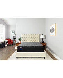 """Sealy Posturepedic Chestnut Street 13.5"""" Cushion Firm Pillow Top Mattress Collection"""
