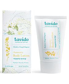 Lavido Aromatic Body Lotion - Mandarin, Orange & Bergamot, 4-oz.