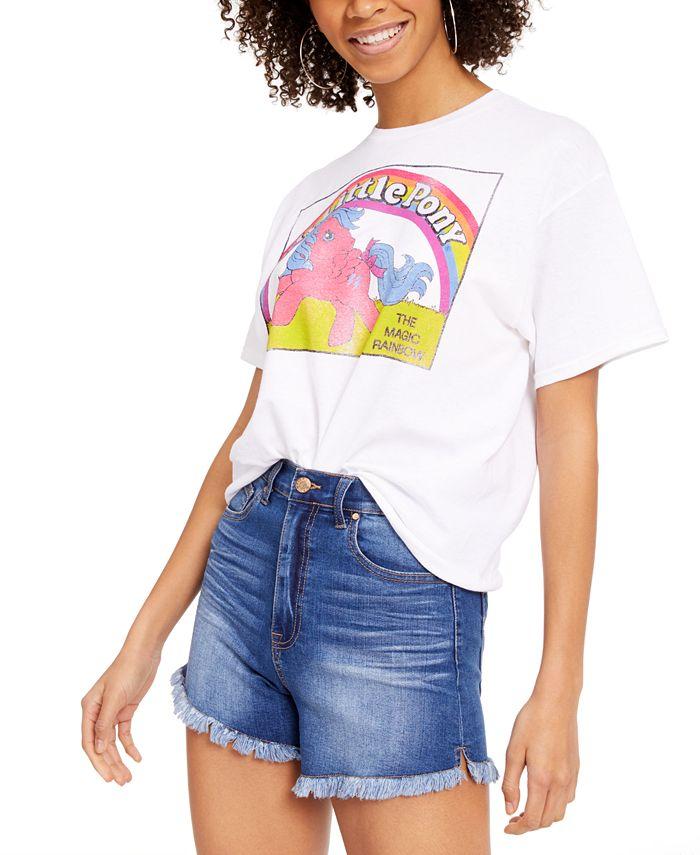 Mad Engine - Juniors' My Little Pony Graphic T-Shirt
