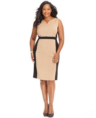 plus size dresses at dillards