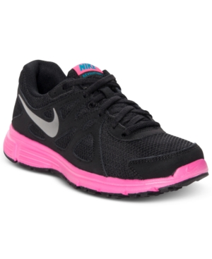 Nike Kids Shoes Girls Revolution 2 Running Sneakers