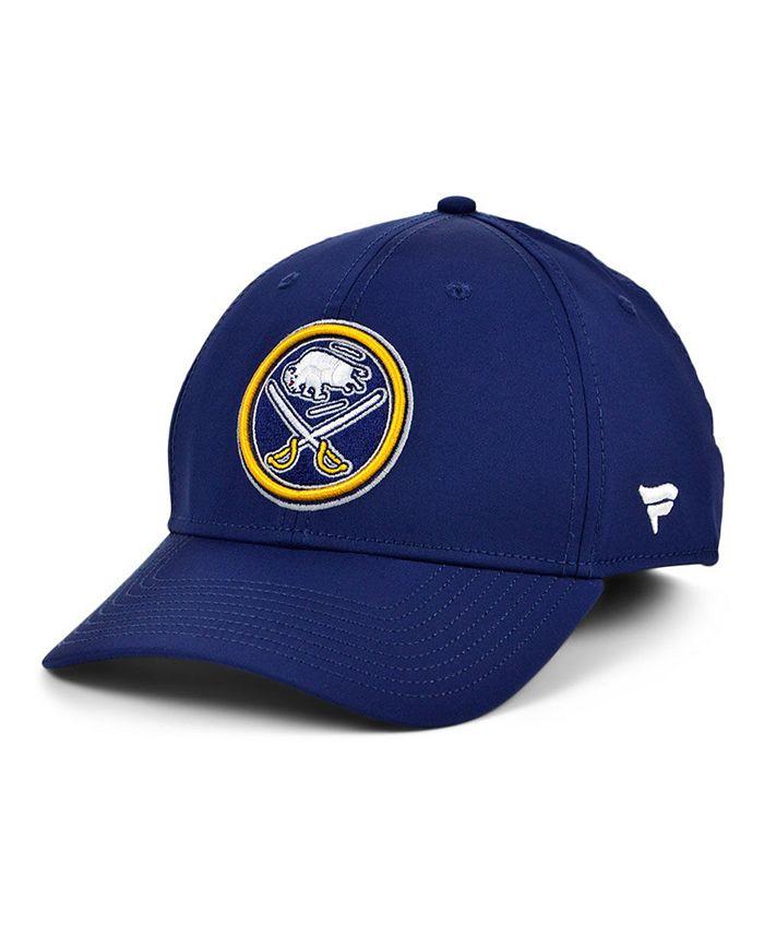 Authentic NHL Headwear - Buffalo Sabres Basic Flex Cap