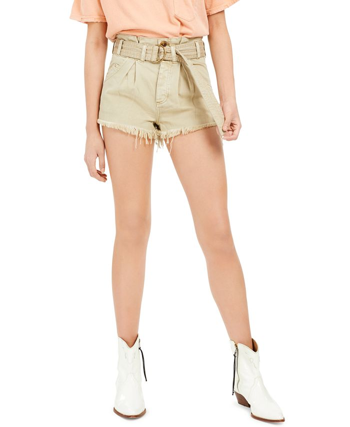 Free People - See You Sometime Cutoff Shorts