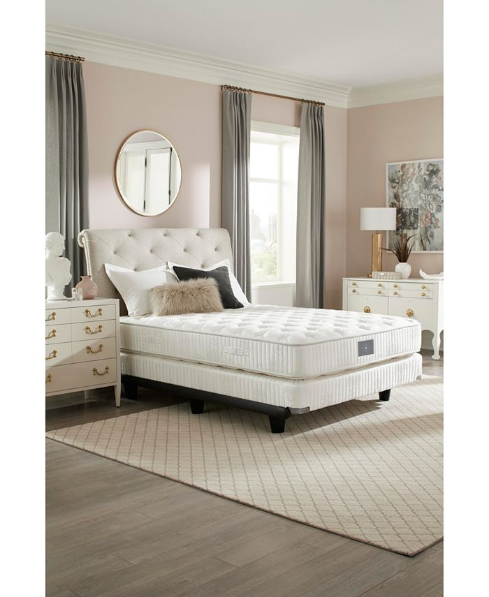 """Hotel Collection - Hotel Classic Diana 12"""" Plush Pillow Top Mattress - California King, Created for Macy's"""