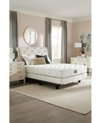 Classic by Shifman Semi-Flex Low Profile Box Spring - Queen, Created for Macy's