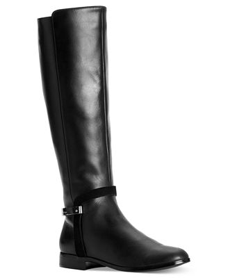 New Calvin Klein Women39s Gladys Tall Boots  Shoes  Macy39s
