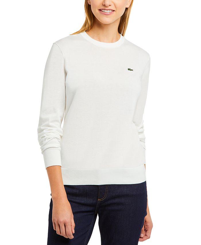 Lacoste - Long-Sleeve Sweater