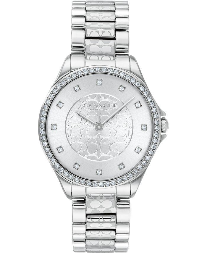 COACH - Women's Astor Stainless Steel Bracelet Watch 31mm